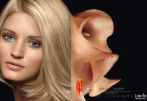 Londa Professional Hair Color Ad