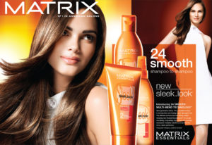 Matrix Essentials Ad