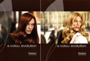 Kadus Professional Hair Color Ad