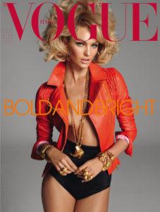 Thomas Heinz Colorist for Vogue Italia